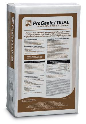 Profile ProGanic Dual Biotic Soil & Erosion Control 1ea/50 lb