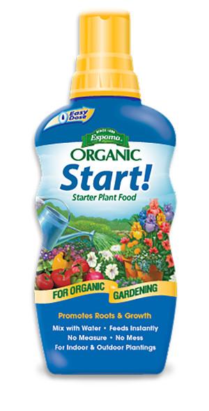 Espoma Organic Start! Starter Plant Food 6ea/24 oz