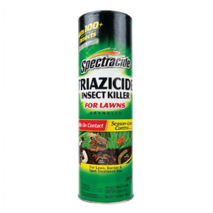Spectracide Triazicide Insect Killer for Lawns Granules 12ea/1 lb