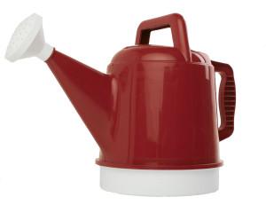 Bloem Deluxe Watering Can Burnt Red 6ea/2.5 gal