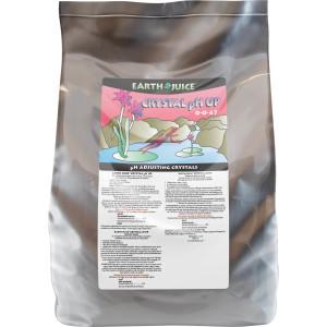 Earth Juice Crystal pH Up Adjuster 0-0-47 4ea/10 lb