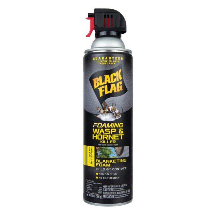 Black Flag Foaming Wasp & Hornet Killer Jet Spray 12ea/14 oz