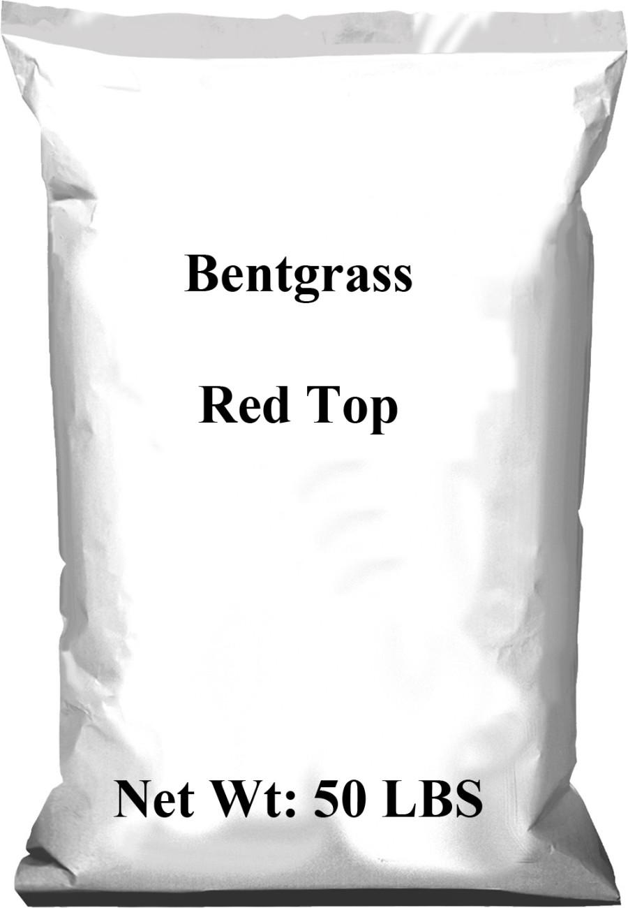 Pennington Bentgrass Red Top 1ea/50 lb