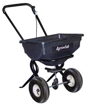AgriFab Push Spreader 1ea/85 lb