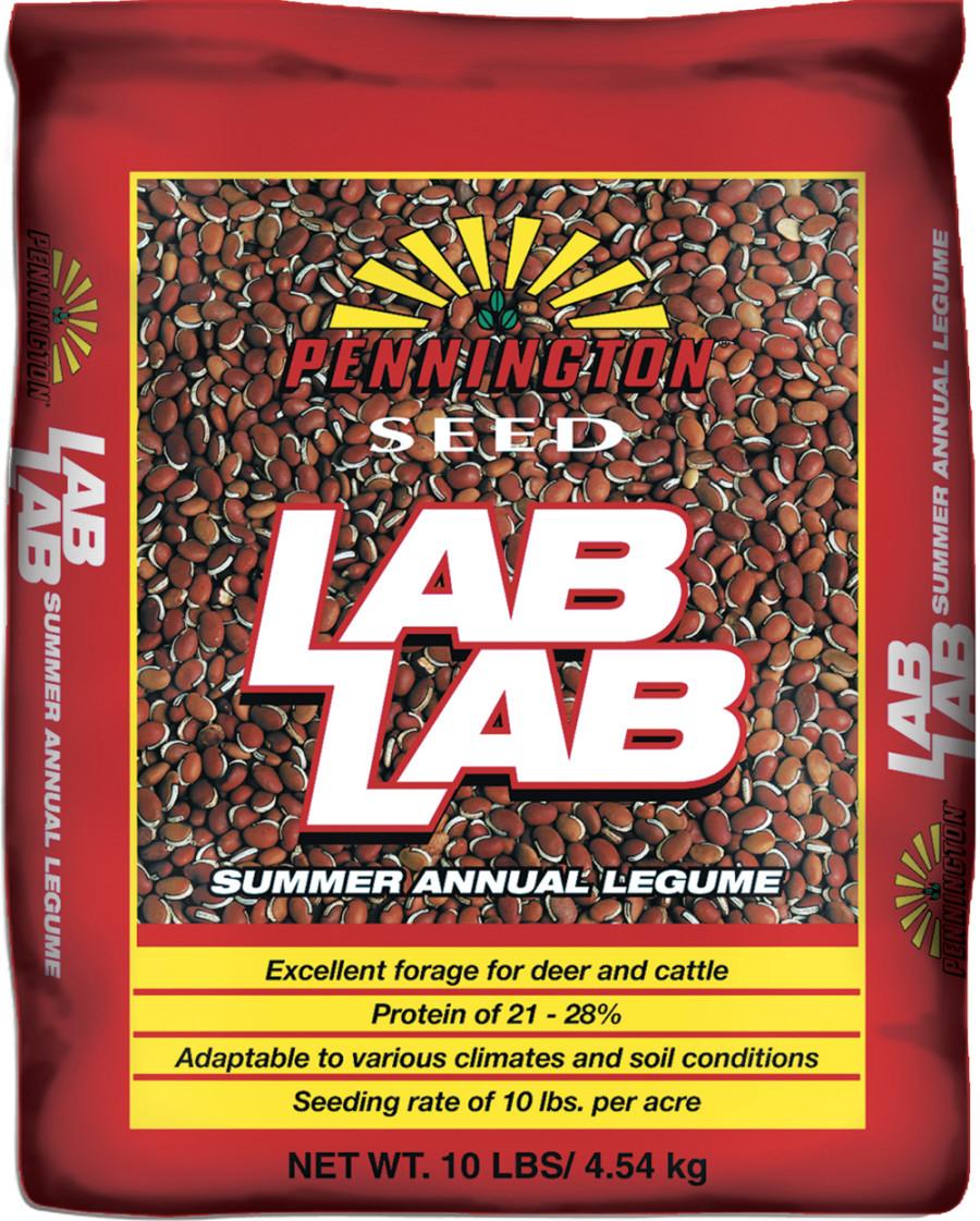Pennington Lab Lab Summer Annual Legume Beans 1ea/10 lb