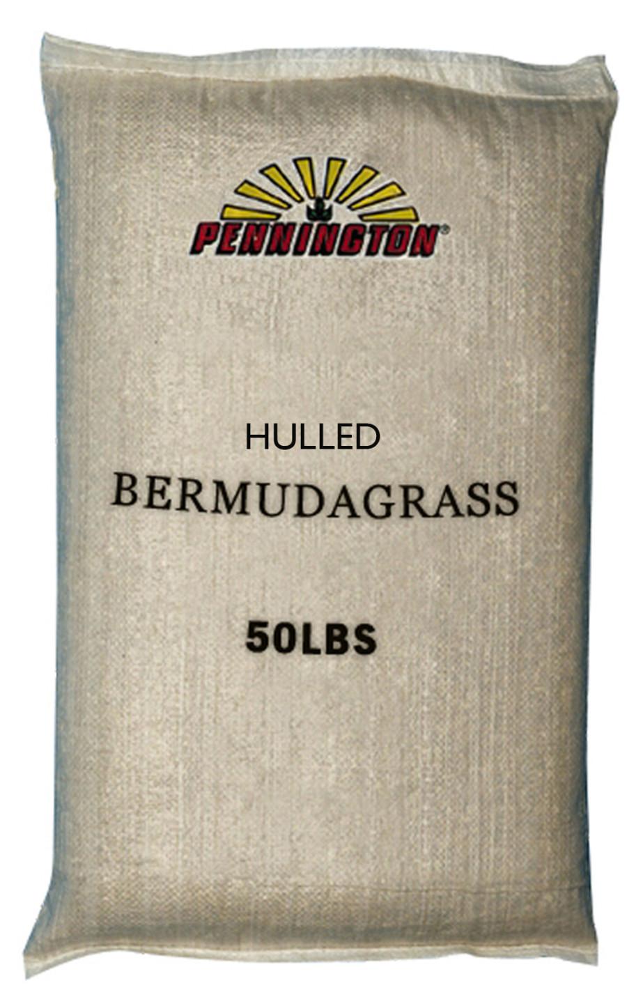 Pennington Bermudagrass Hulled 98/85 Blend 40ea/50 lb
