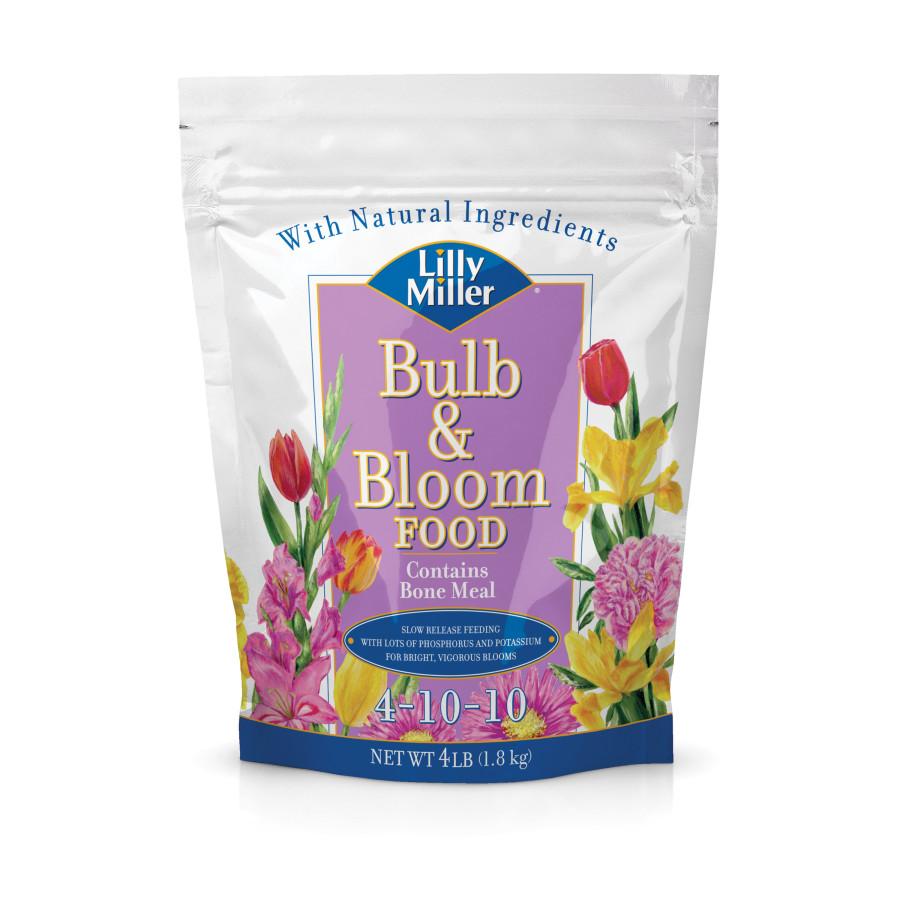 Lilly Miller Bulb & Bloom Food Bag 4-10-10 12ea/4 lb