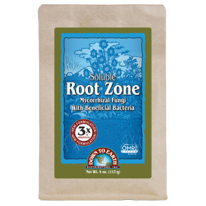 Down To Earth Root Zone Soluble Mycorrhizal Fungi Organic 12ea/4 oz