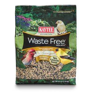 Kaytee Ultra Waste Free Nut & Raisin Blend Stand Up Bag 3ea/4.5 lb