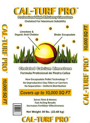 Oldcastle Cal-Turf Pro Chelated Calcium Limestone 1ea/50 lb