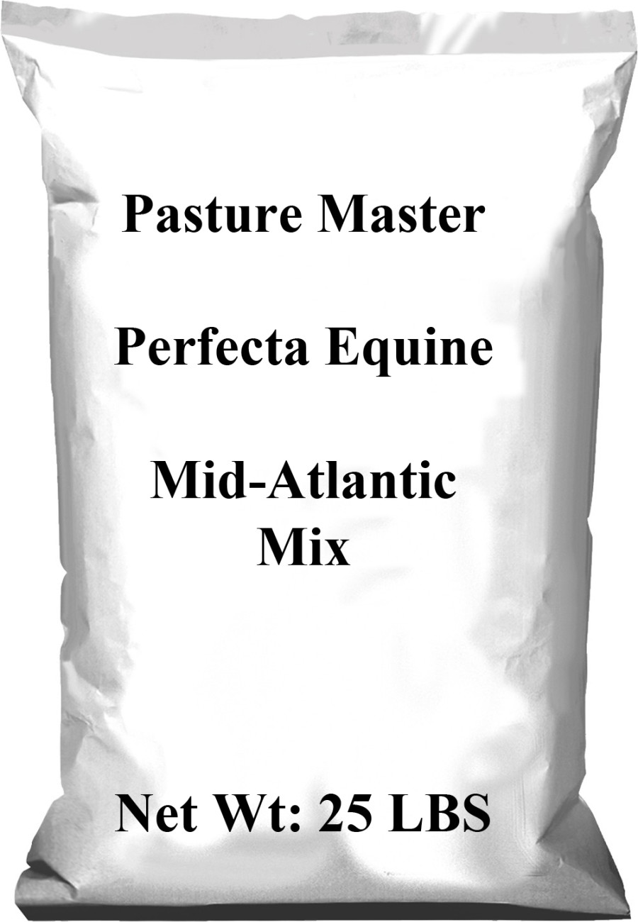 Pennington Pasture Master Perfecta Equine Mid-Atlantic Pasture Mix 1ea/25 lb