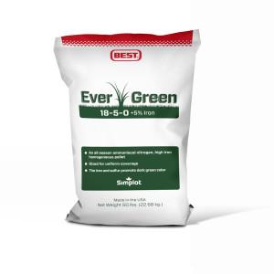 Best EverGreen Fertilizer 1ea/18-5-0 50 lb