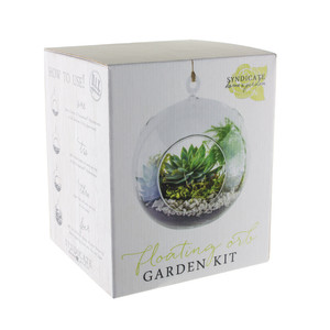 Syndicate Floating Orb Garden Kit Clear 6ea/7 in
