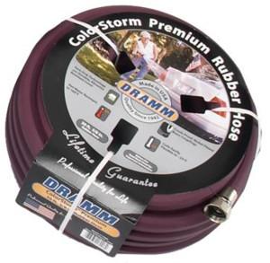 Dramm ColorStorm Premium Rubber Hose Berry 6ea/5/8Inx50 ft
