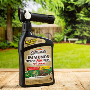 Spectracide Immunox Fungus Plus Insect Control For Lawns Ready To Spray 6ea/32 fl oz