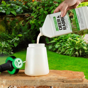 Liquid Fence Deer & Rabbit Repellent Concentrate 6ea/40 fl oz