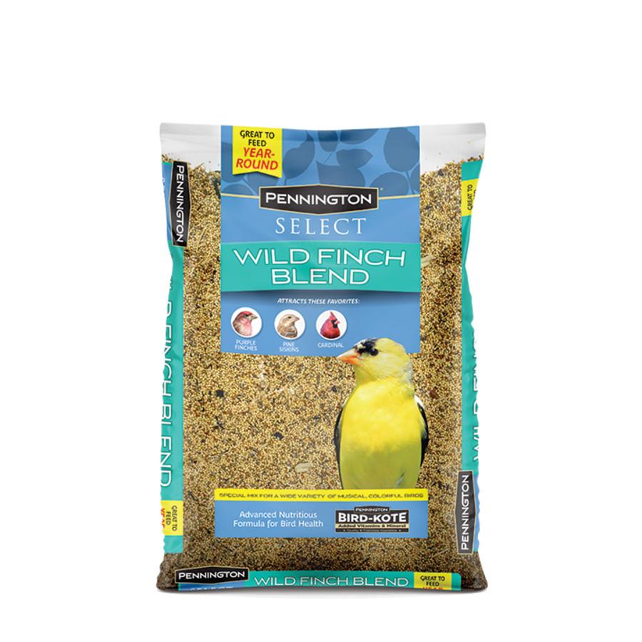 Pennington Premium Wild Finch Blend Bird Food 6ea/10 lb