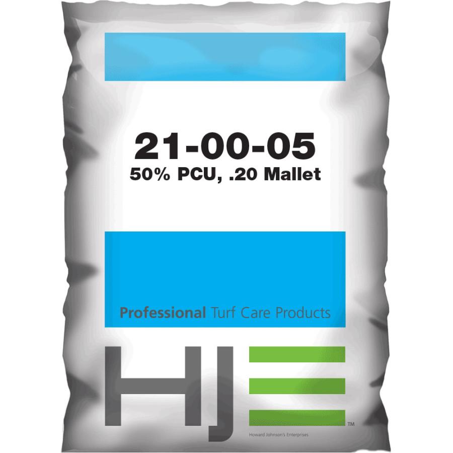 Howard Johnson 21-0-5 50%PCU .20MALLET 40ea/50 lb