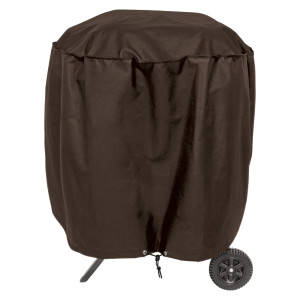 DMC Kettle Grill Cover Brown 4ea/30 in
