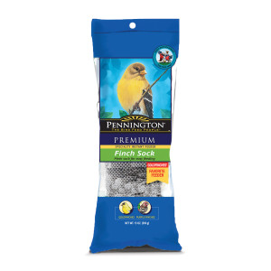 Pennington Premium Finch Sock Specialty Instant Bird Feeder 8ea/13 oz