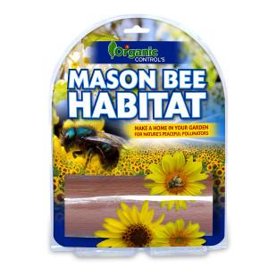 Orcon Mason Bee Nest Tubes W/Mount 12ea/35 pk