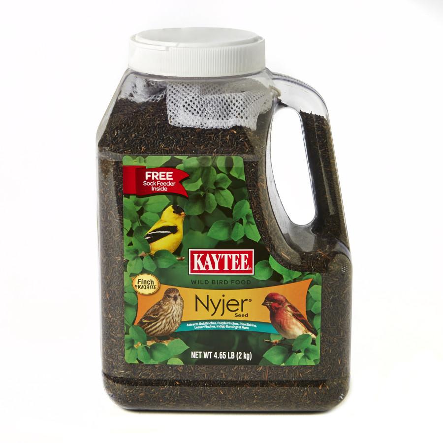 Kaytee Food Nyjer® Jug with Sock Enclosed 6ea/4.65 lb