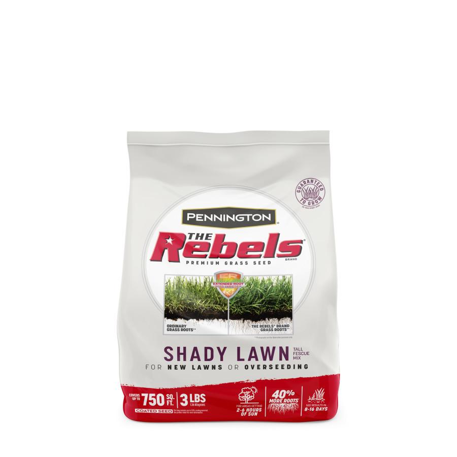 Pennington The Rebels Tall Fescue Shady Grass Seed mix 8ea/3 lb
