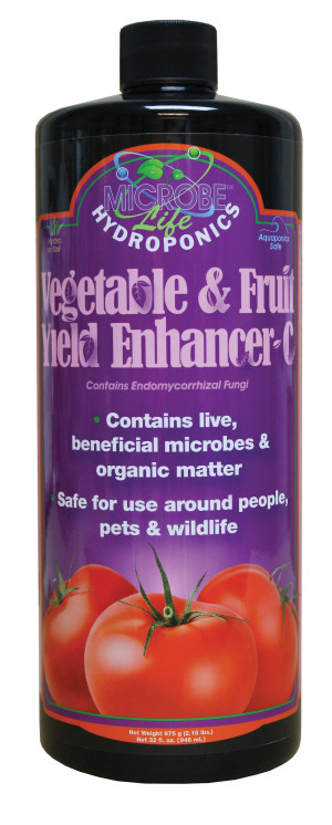 Ecological Laboratories Vegetable & Fruit Yield Enhancer-C 12ea/32 oz