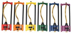 Dramm ColorStorm Oscillating Sprinkler Assorted 6ea