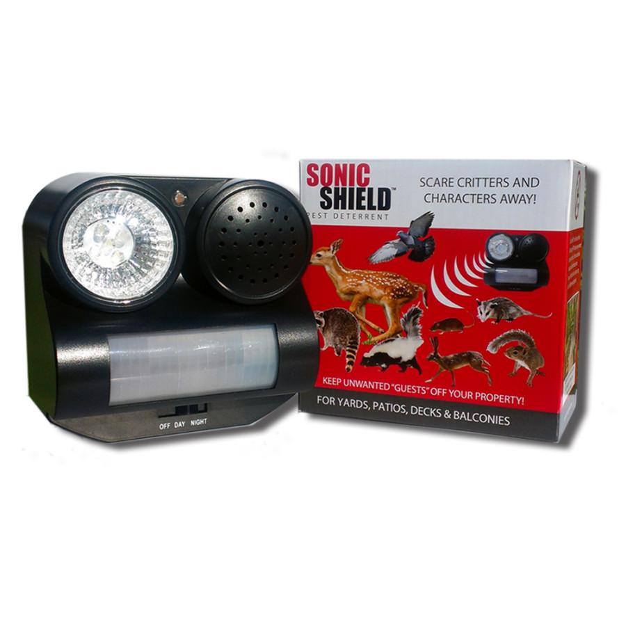 Bird-B-Gone Sonic Shield™ Pest Deterrent 12ea/2.75 In X 5 In X 5 in