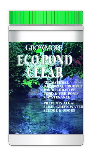 Grow More Eco Pond Clear All Natural Prevents Algae 6ea/1 lb