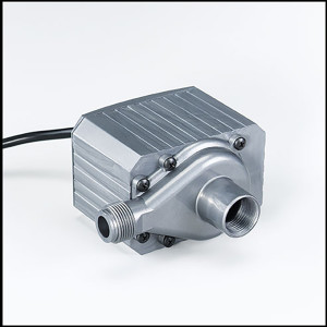 Danner Pondmaster Pond-Mag Magnetic Drive Water Pump Black 2ea/2400 GPH, 18Ft Cord