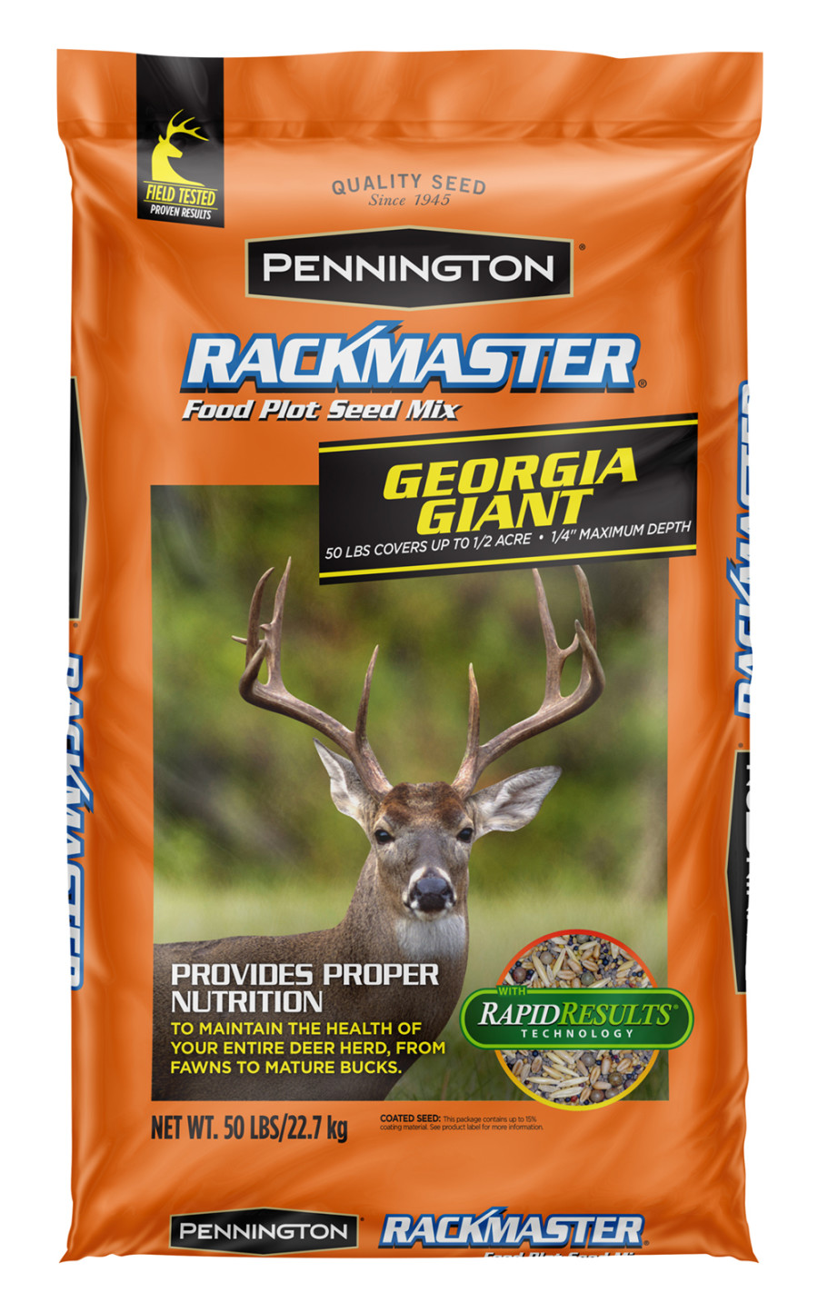 Pennington Rackmaster Georgia Giant Mix 40ea/50 lb