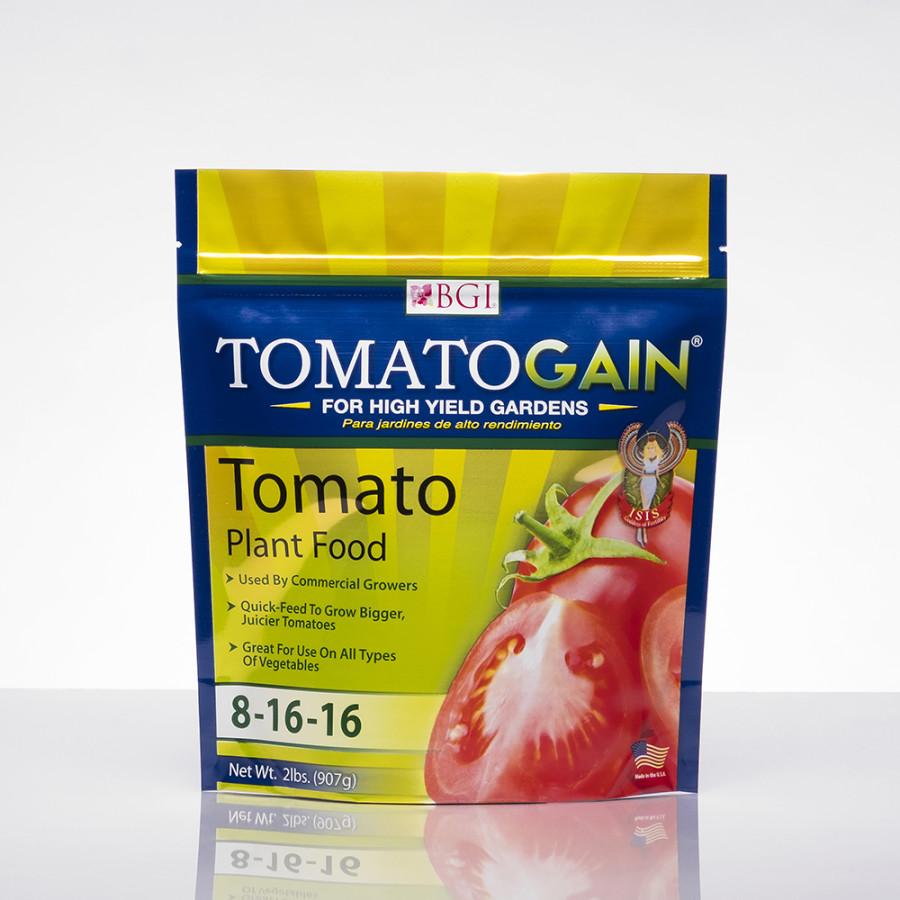 BGI Tomatogain Plant Food Granules 8-16-16 12ea/2 lb