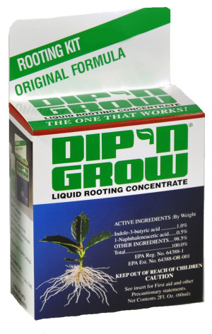 Dip'N Grow Liquid Rooting Kit Concentrate 12ea/2 fl oz