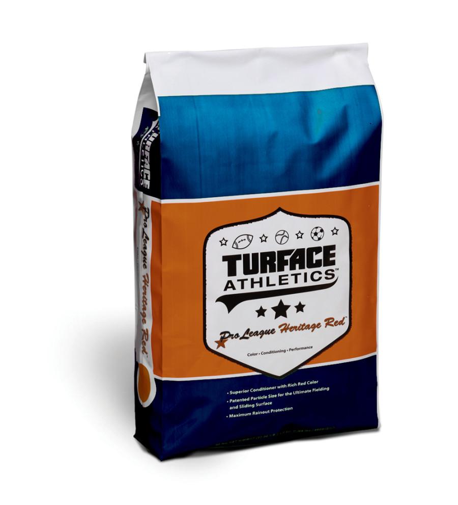 Turface Pro League Heritage Red 40ea/50 lb