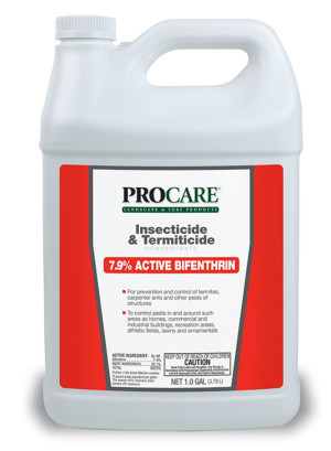 Pro Care Insecticide & Termiticide Concentrate Bifenthrin 4ea/1 gal