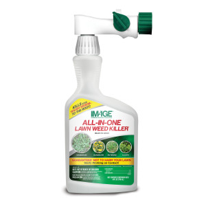 Image All-In-One Lawn Weed Killer Herbicide Ready To Spray 6ea/24 oz