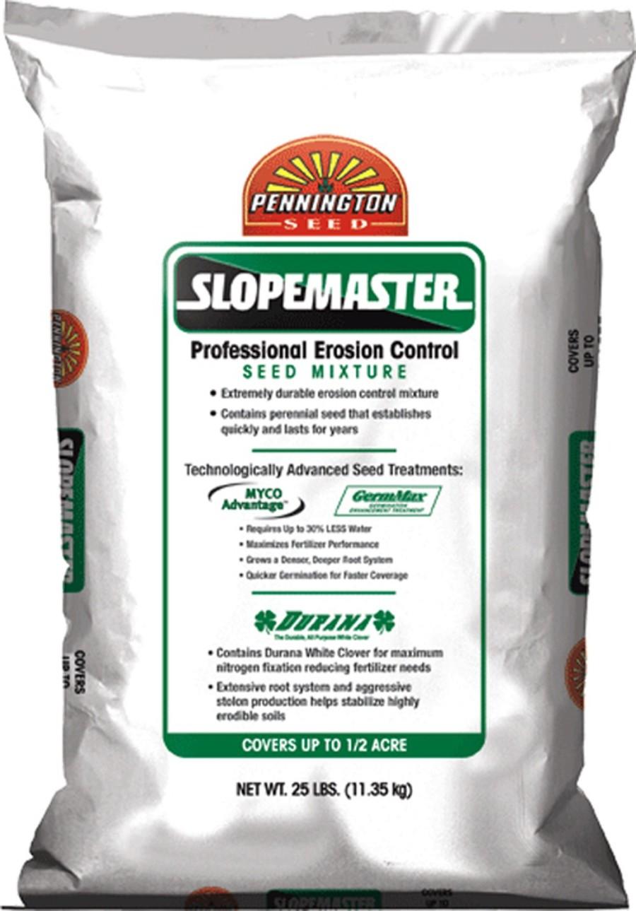Pennington Slopemaster Erosion Control Seed Mix Year Round 1ea/25 lb
