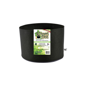 Smart Pot Aeration Container Black 50ea/45 gal