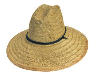 Goldcoast Sunwear Identity Hat Natural Natural 6ea/One Size