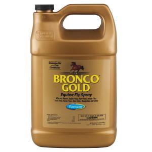 Farnam Bronco Gold Equine Fly Spray 4ea/1 gal