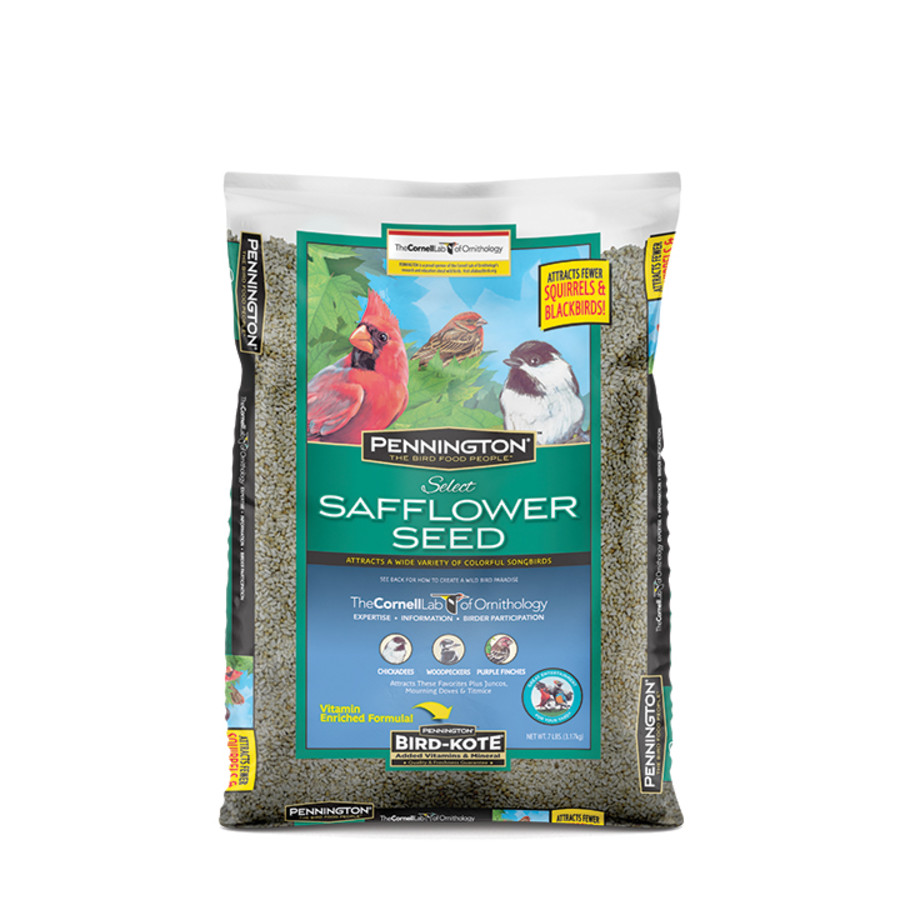 Pennington Select Safflower Seed Bird Food 8ea/7 lb