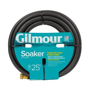 Gilmour Weeper/Soaker Hose Black 6ea/5/8Inx25 ft