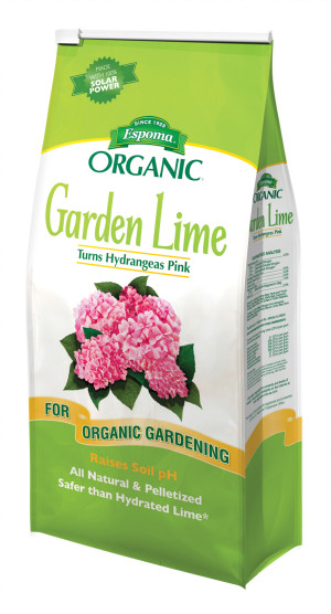 Espoma Organic Garden Lime Raises pH Natural 6ea/6.75 lb