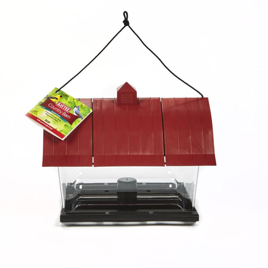 Kaytee Country Barn Wild Bird Feeder 2ea/Weighs Only 1 lb