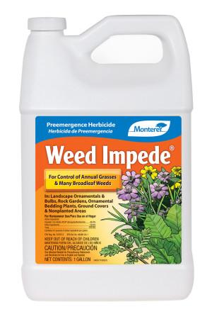 Monterey Weed Impede Pre Emergent Herbicide Concentrate 4ea/1 gal
