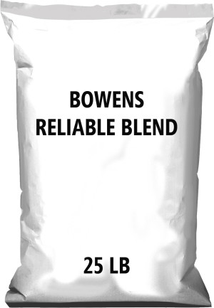 Pennington Bowens Reliable Blend 1ea/25 lb