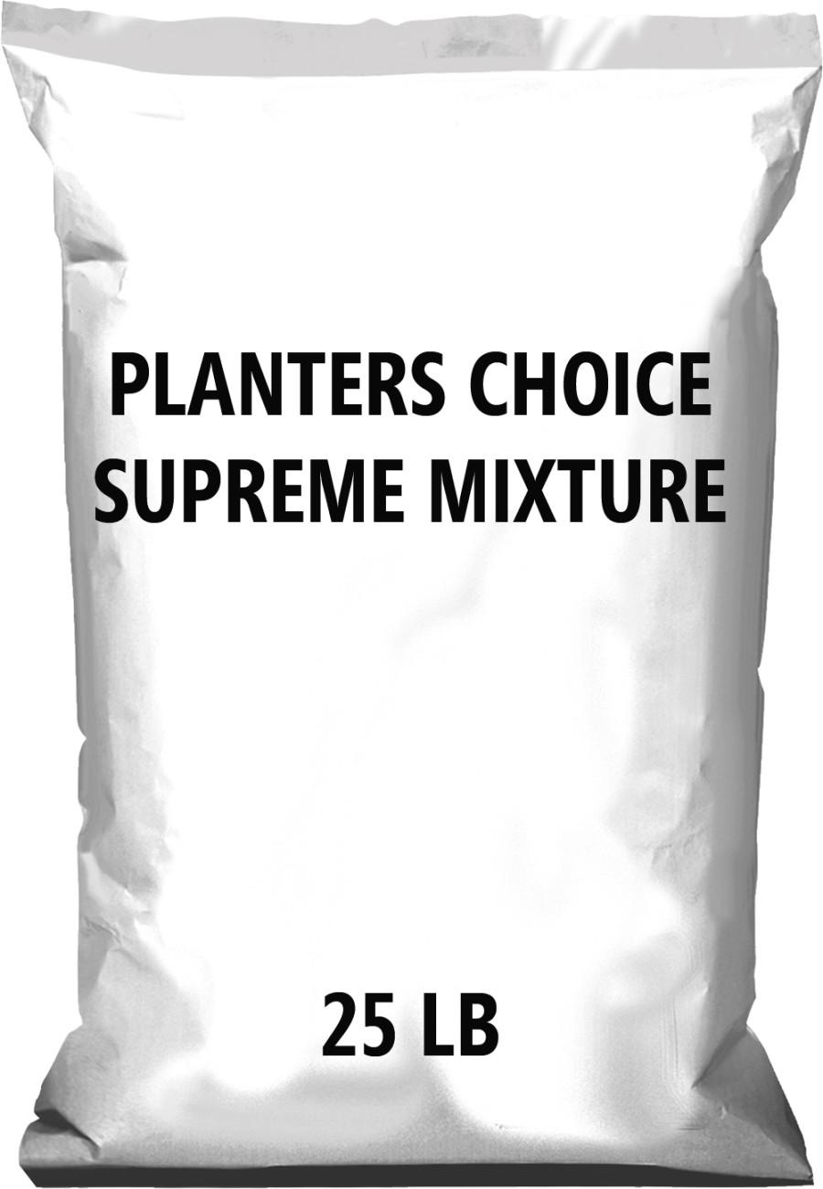 Pennington Planters Choice Supreme Mixture 1ea/25 lb