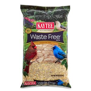 Kaytee Waste Free Blend Wild Bird Food 4ea/10 lb